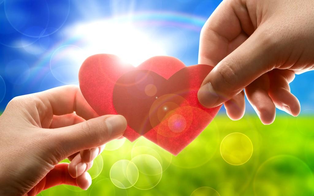 ความรักทำให้คนตาสว่าง